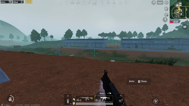 Sanhok Rain Weather