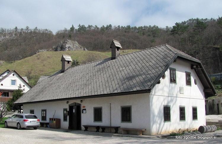 Matija Čop, rojstna hiša