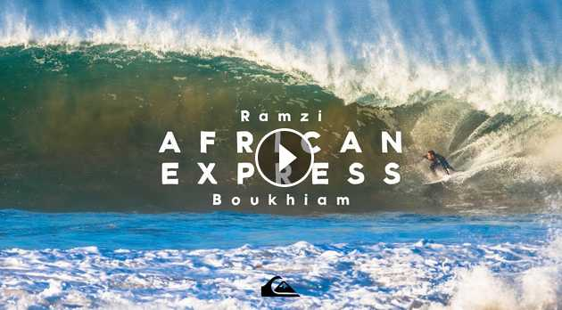 Ramzi Boukhiam - African Express