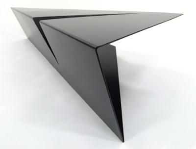 diseño creativo de mesa de centro