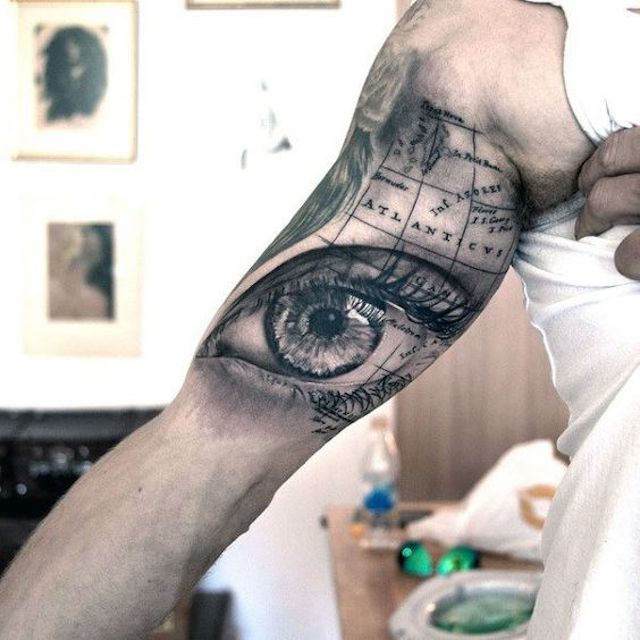 Men 39 s corner we have some new tattoo ideas for Best way to take care of a new tattoo