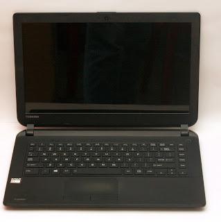 Laptop Bekas Toshiba Satellite C40D-B