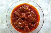 Resepi Daging Masak Pedas