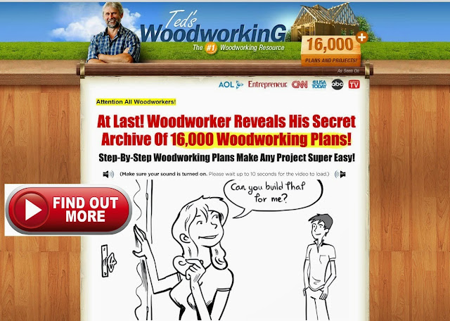 Teds Woodworking Plans Blog Easy Woodworking Projects For