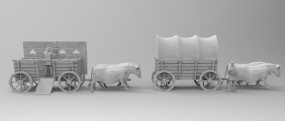 Hussite wagon picture 1