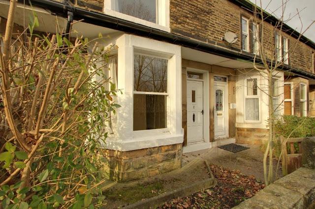 Harrogate Property News - 2 bed terraced house for sale Ashfield Terrace, Harrogate HG1