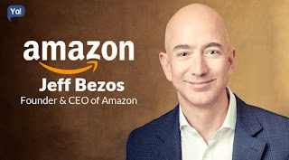 """من هو """"جيف بيزوس"""" ؟... ولماذا سمي أغنى رجل بالتاريخ الحديث ؟"""