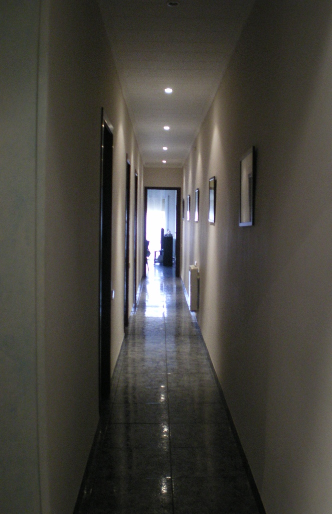 Laura agut dominguez los pasillos en el feng shui - Decoracion pasillos largos ...