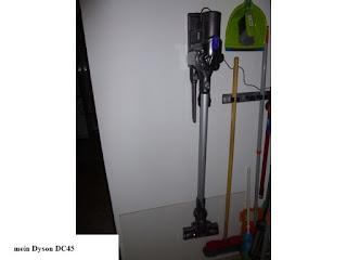 Dyson DC45 Akku - Staubsauger