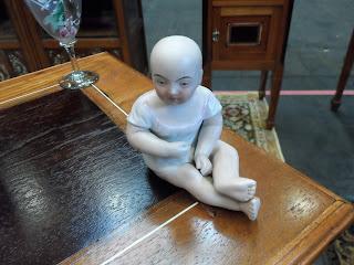 piano baby doll de la feris de antiguedades de bilbao