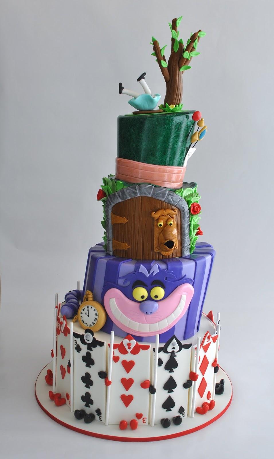 Hope S Sweet Cakes Cartoon And Disney Cakes