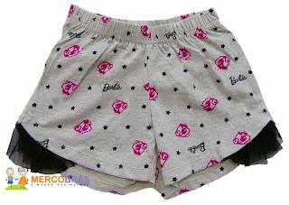Ponta de estoque de roupas infantis