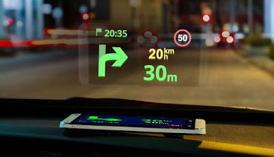 Sygic Head-up Display
