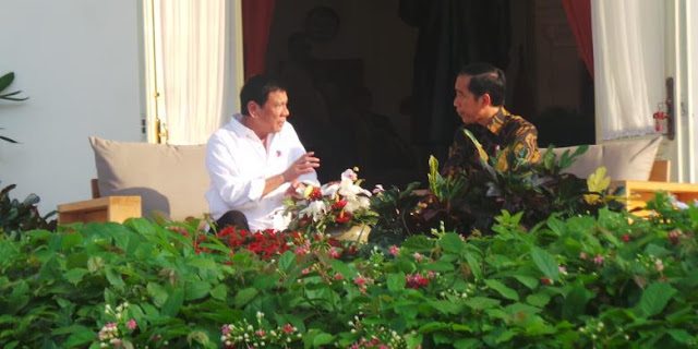 Jokowi: Duterte Mempersilakan Mary Jane Dieksekusi Mati