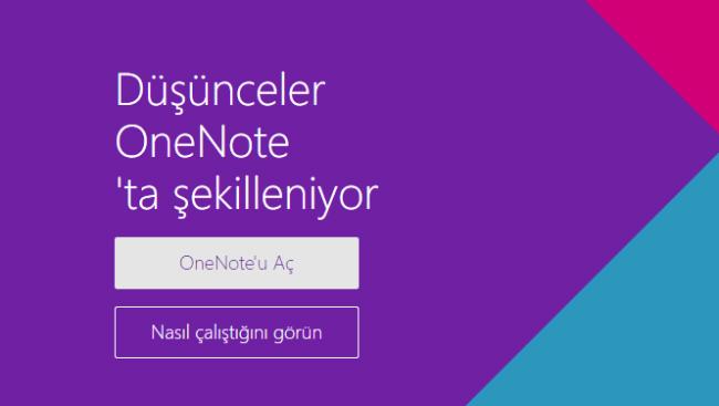Yeni OneNote Özelliklerini Biliyor Musunuz?