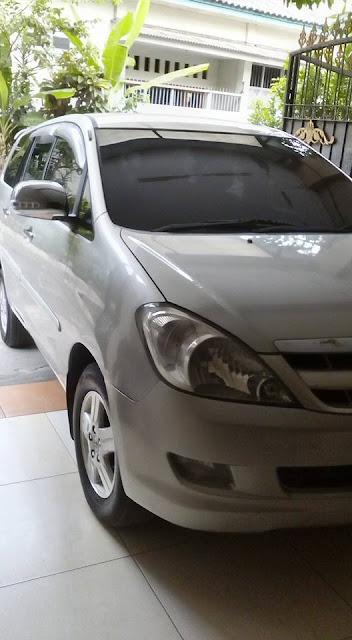 Toyota Innova G tahun 2006