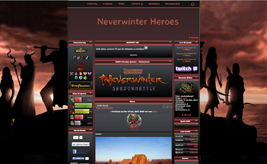 Neue Neverwinter-Styles: Heroes & Night