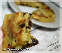 http://gourmandesansgluten.blogspot.fr/2015/07/petit-gateau-la-poele-aux-pepites-de.html
