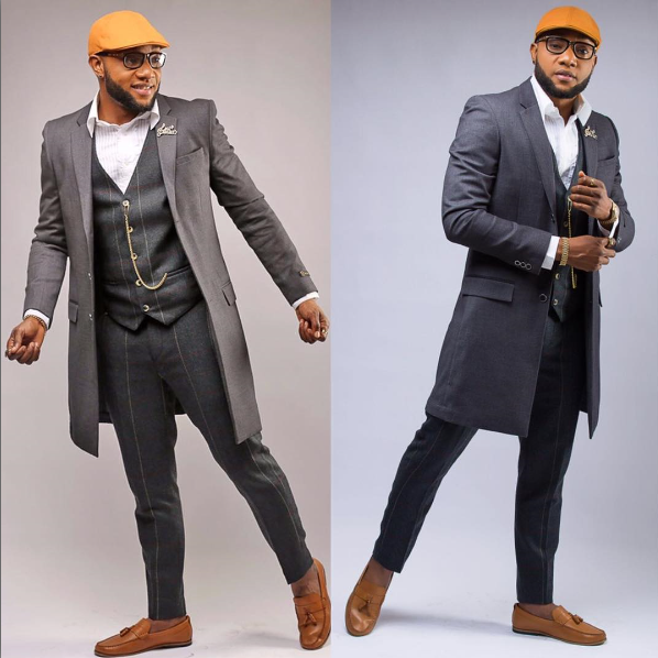 KCee dapper in new photos as he celebrates his birthday