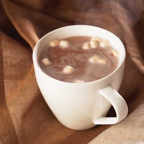 Stories I Found in the Closet: GUEST POST: Hot Chocolate and Self