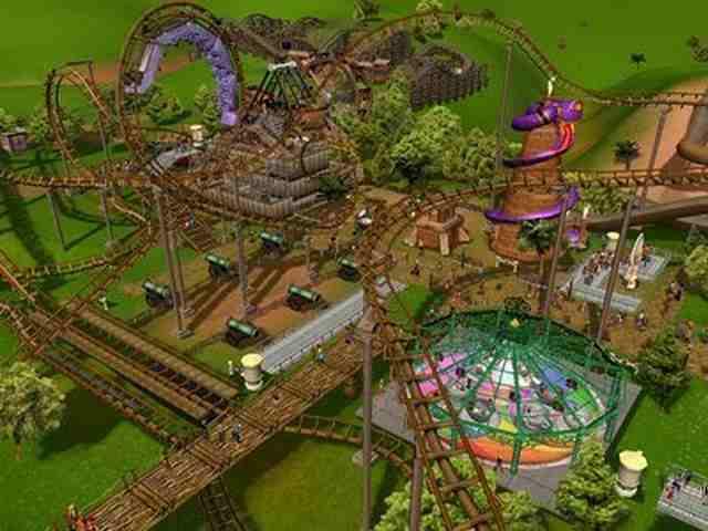 Roller Coaster Tycoon 3 Platinum