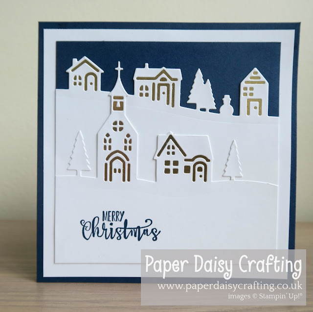 Hometown greetings dies Hearts come home Stampin Up