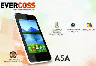 Cara Instal Ulang Evercoss A5A Via PC - Mengatasi Bootloop