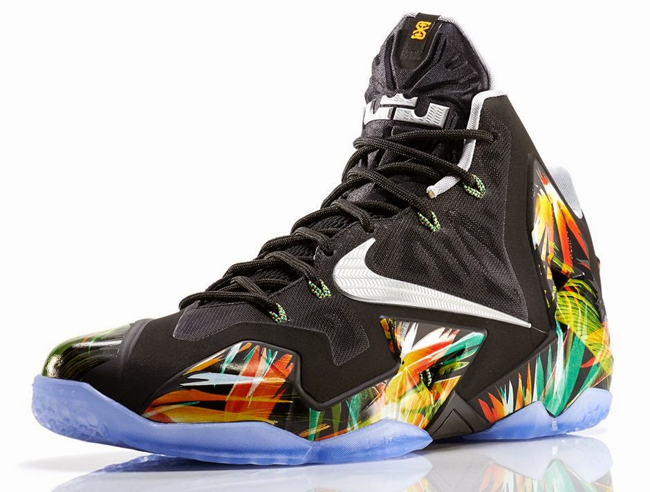 promo code 06f67 d6837 Continuing to take footwear design to new places, the Nike Basketball  design team took colors, shapes and textures from the Everglades ecosystem  to create a ...