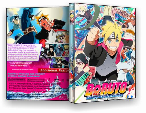DVD -Boruto 2018 – ISO