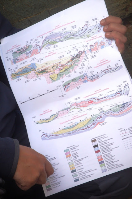 museo de la falla juzbado geología salamanca
