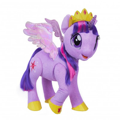 Magical Princess Twilight Sparkle Friendship is Magic Pony Animatronic