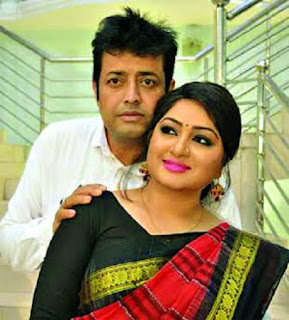 Racy Bangladeshi Actress with Omar Sani