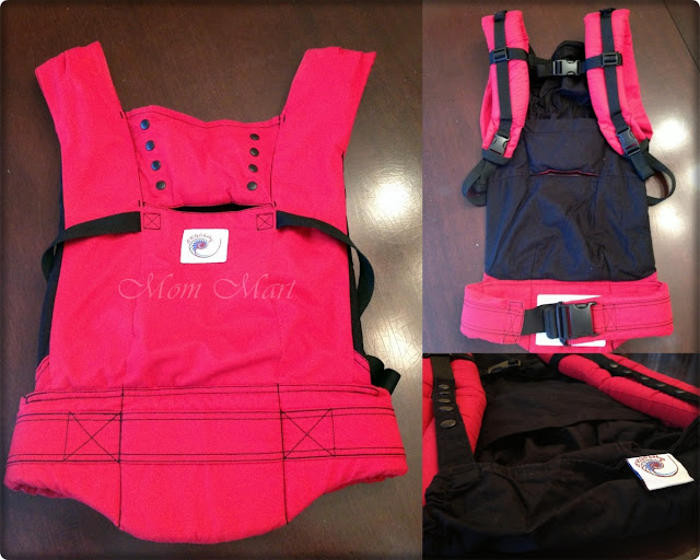 Mom Mart Product Review The Ergobaby Carrier