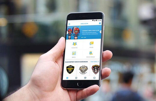 Mengenal Moladin, Aplikasi Android untuk Memudahkan Hidup Pengendara Motor