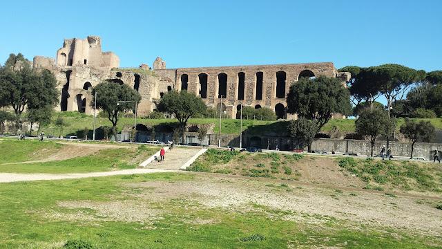 Circus Maximus and Palatine