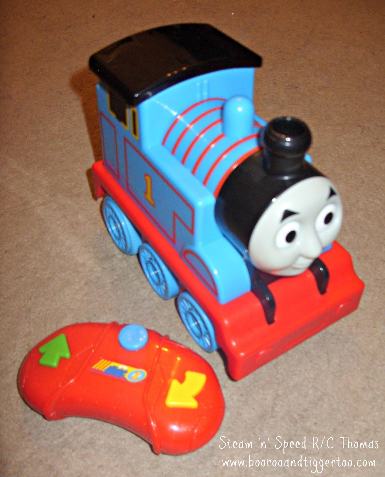 Steam 'n' Speed Radio Control Thomas | Boo Roo and Tigger Too