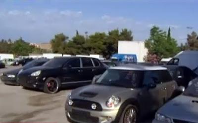 ΟΔΔΥ: Σήμερα πραγματοποιείται η μεγάλη δημοπρασία 60 επιβατικών για κυκλοφορία από το Τελωνείο Αθηνών