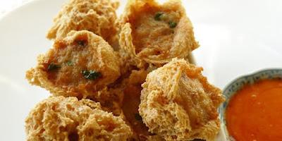 Crispy Tofu Recipes Walik Aci Krispi