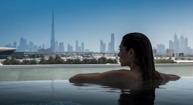 انتركونتيننتال دبي فيستيفال سيتي