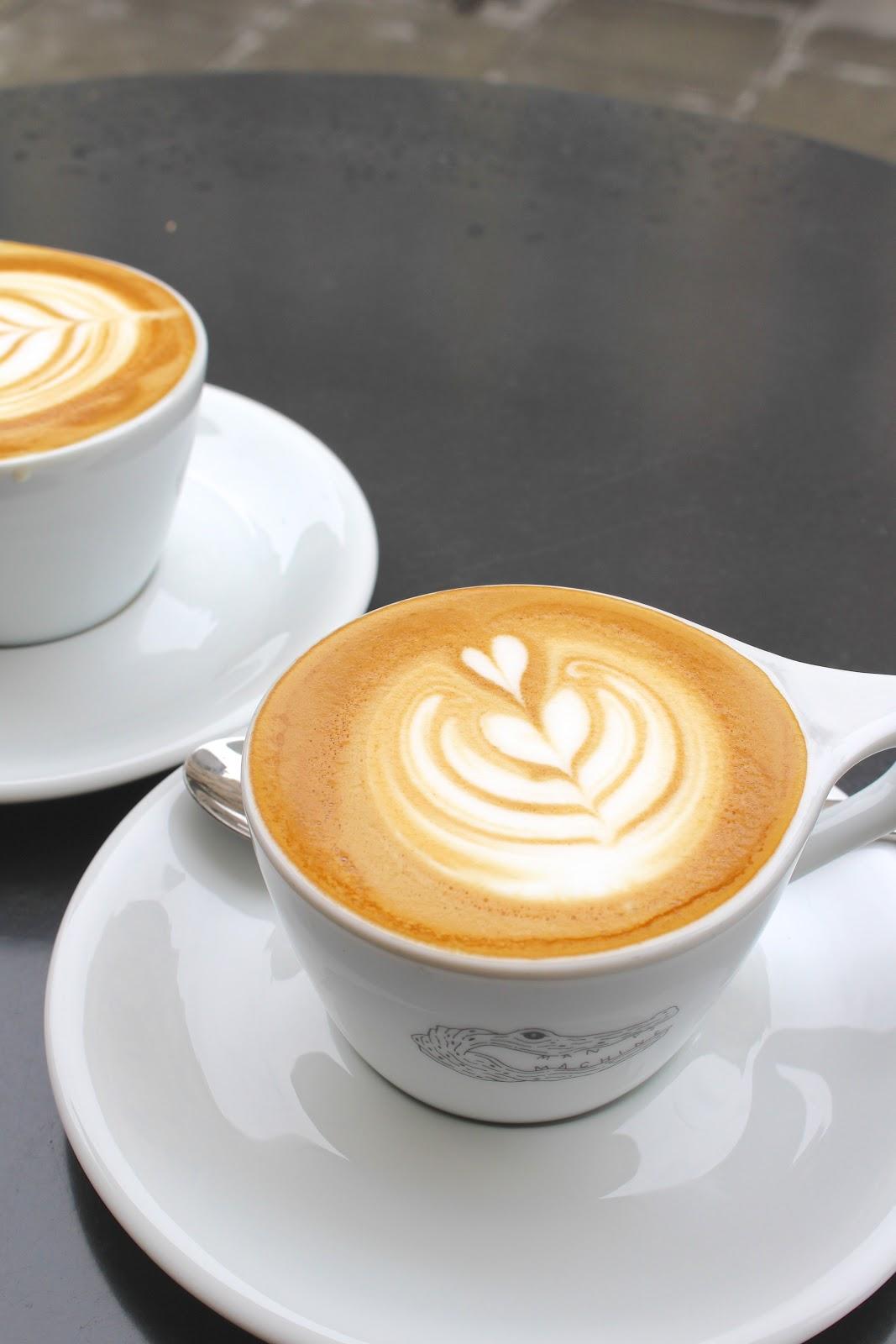 Man Versus Machine coffee Munich best cappuccino