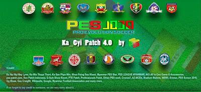 PES 2017 Ka_Gyi Update by Myanmar PES Star Season 2017/2018