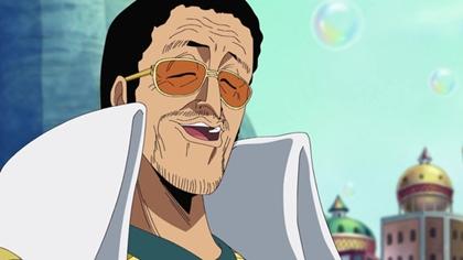 คิซารุ (Kizaru) @ One Piece
