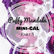 Puffy Mandala mini-CAL (Part 5)