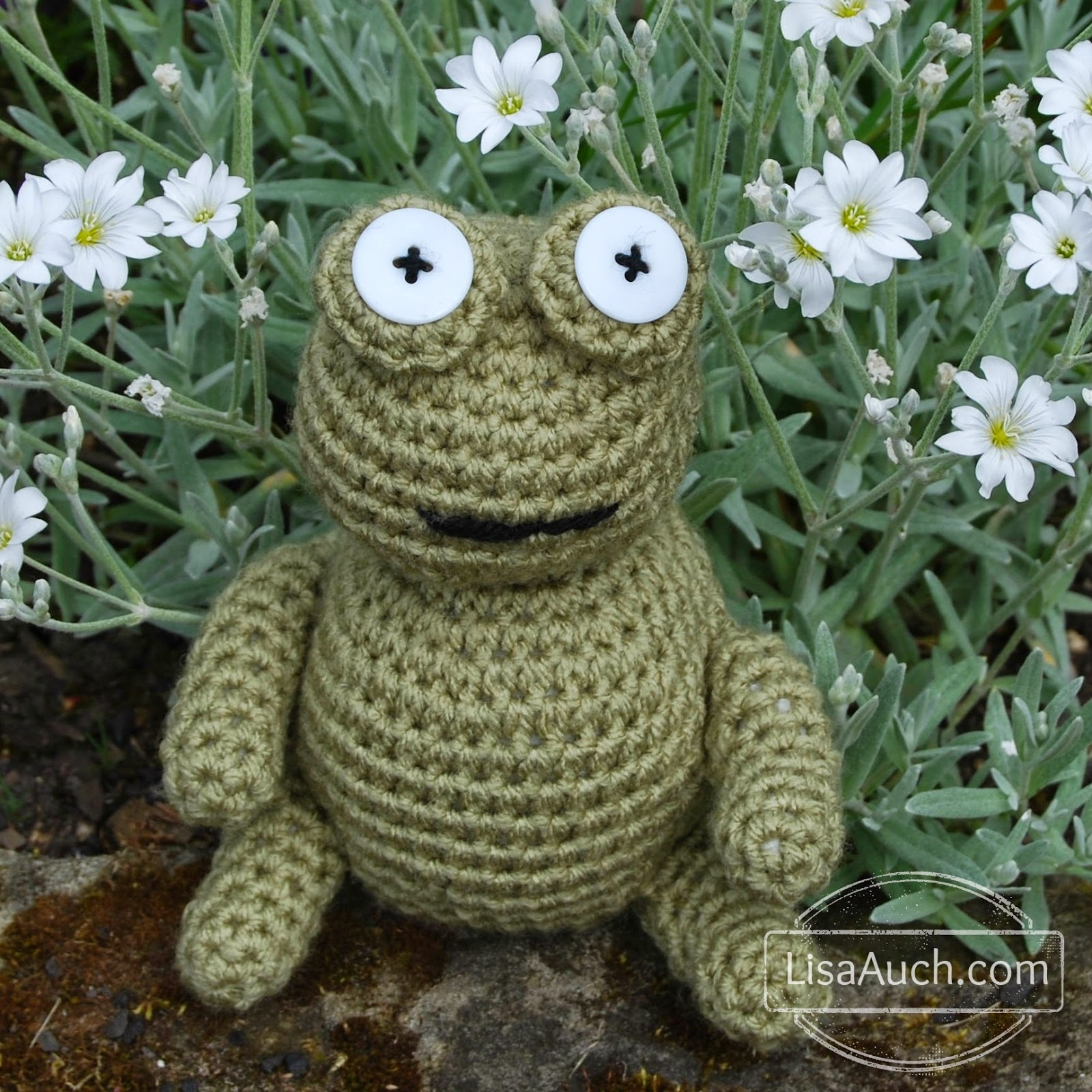 Free Amigurumi Crochet Frog Patterns (BONUS FREE PATTERN) Crochet ...