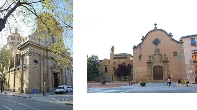 Hospital de Santa Creu e Iglesia de San Antonio, Vic