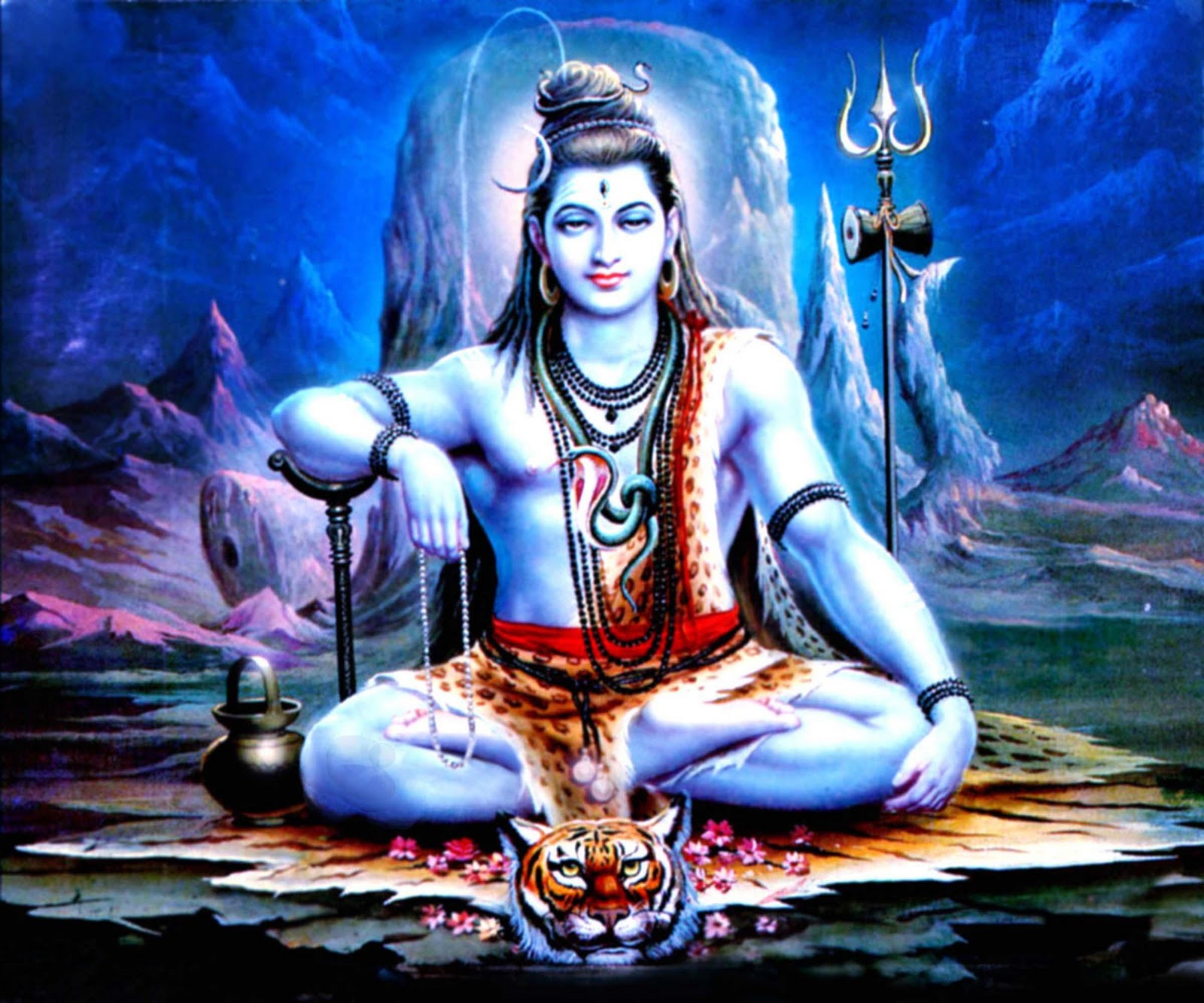 Amazing Lord Shiva Wallpapers: Kedarnath