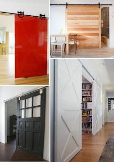 Come Dividere Una Stanza in due aree con le porte scorrevoli