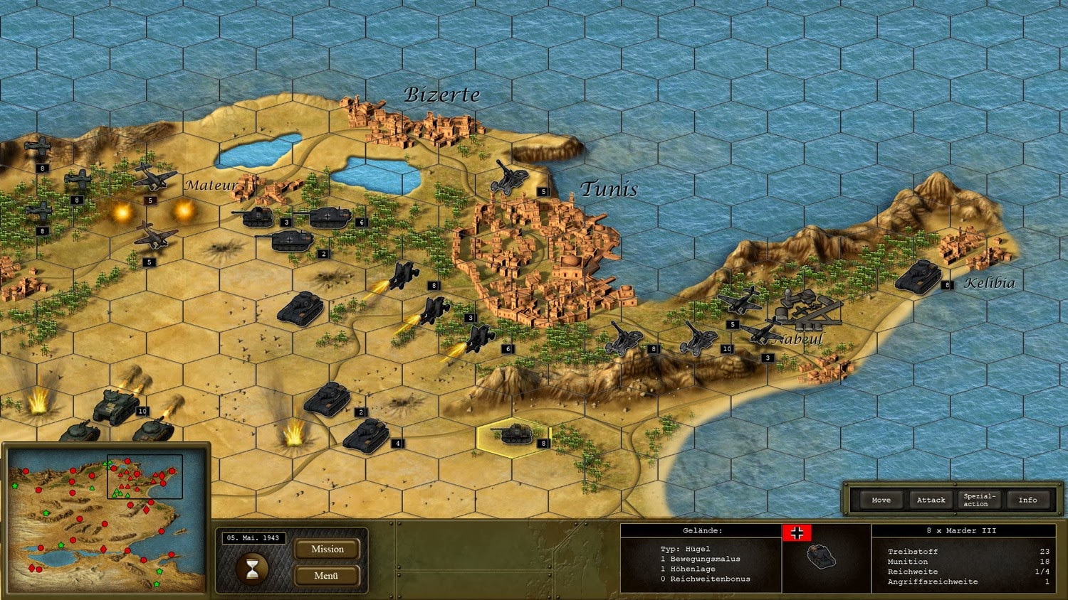 Review: Tank Operations: European Campaign (PC) - Digitally