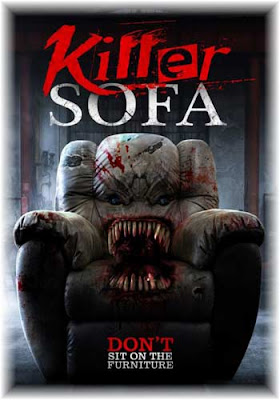 Killer Sofa 2019 English 250MB HDRip ESub
