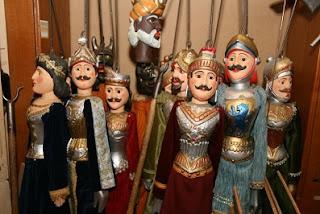 हिंदी कहानी कठपुतली का नाच
